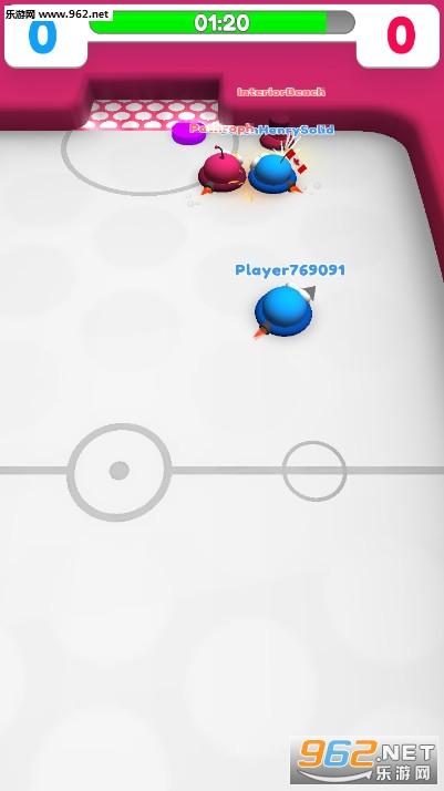 冰球之星Ice Hockey Stars安卓版v0.1截图1
