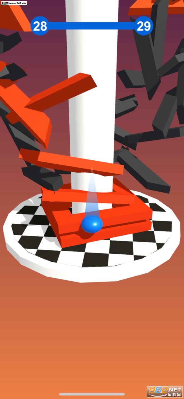 Stack Ball 3D ios版v1.0_截图3