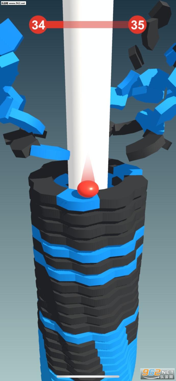 Stack Ball 3D ios版v1.0_截图4