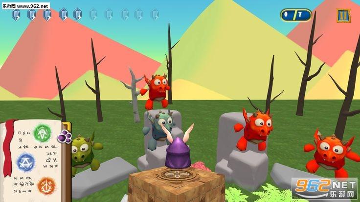 魔法兔子VS龙官方版_截图0