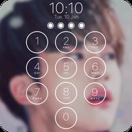 kpop锁屏app