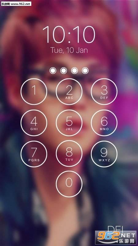 kpop锁屏软件v2.6.36.99(kpop lock screen)_截图1