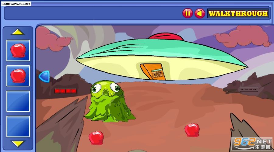 外星人软泥逃脱安卓版v1.0.0截图1