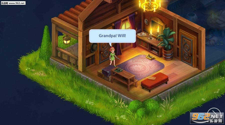 鬼城:神秘游戏安卓版v7.4_截图0