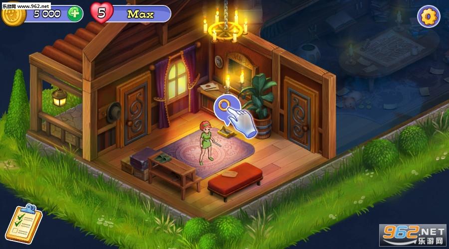 鬼城:神秘游戏安卓版v7.4_截图1