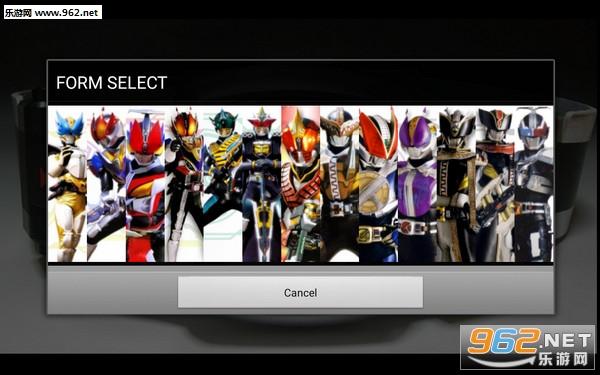 假面骑士电王腰带模拟器游戏v1.3(Den-O-Belt)_截图1