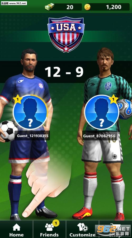 足球冲击安卓版v1.14.1截图3
