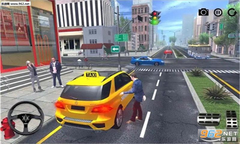 模拟出租车司机2019v3.0 安卓版_截图0