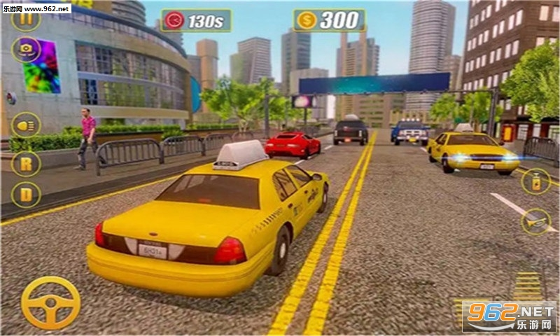 模拟出租车司机2019v3.0 安卓版_截图1