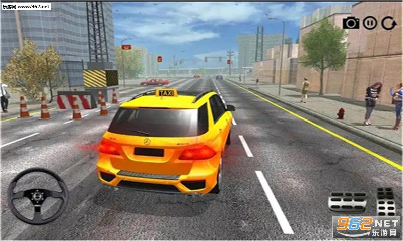 模拟出租车司机2019v3.0 安卓版_截图2