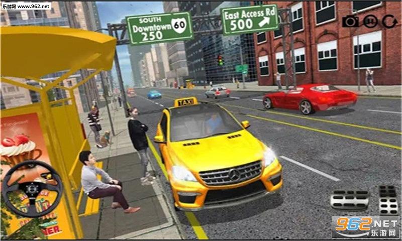 模拟出租车司机2019v3.0 安卓版_截图3