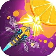 飞刀射击(消灭水果)安卓版v1.0
