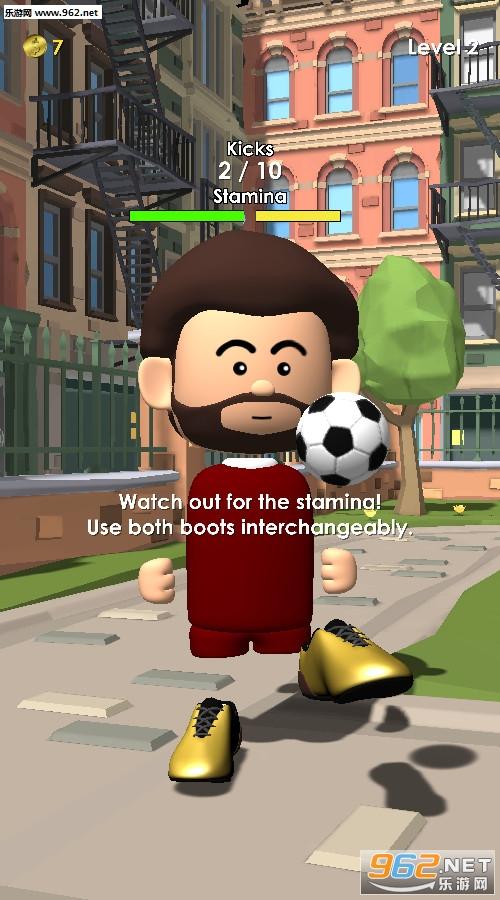 真正的花式足球安卓版v1.0.1截图1