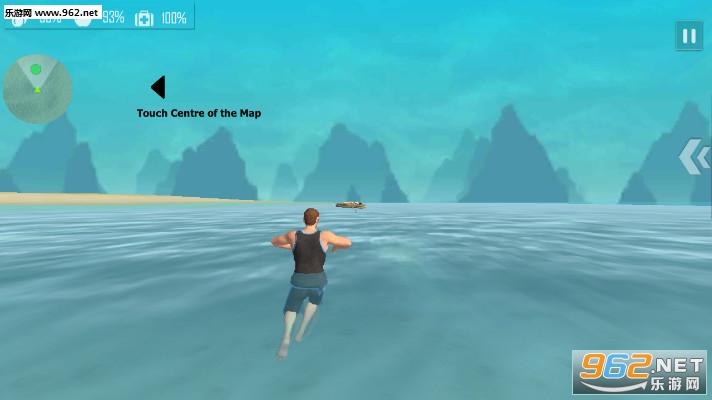 荒岛木筏生存冒险游戏v1.1_截图0