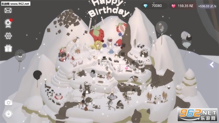 蛋糕城手游v1.0.0_截图0