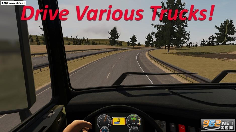 重型卡车模拟器2019安卓版v1.971_截图2