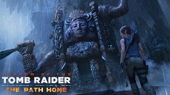 《古墓丽影:暗影》回家之路DLC公布 4月23日上线