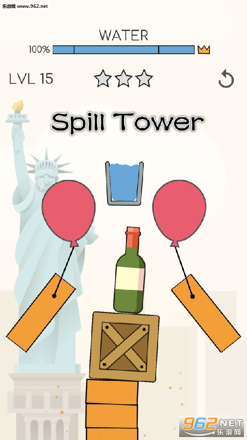 Spill Tower游戏