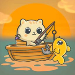 贪吃猫钓鱼安卓版