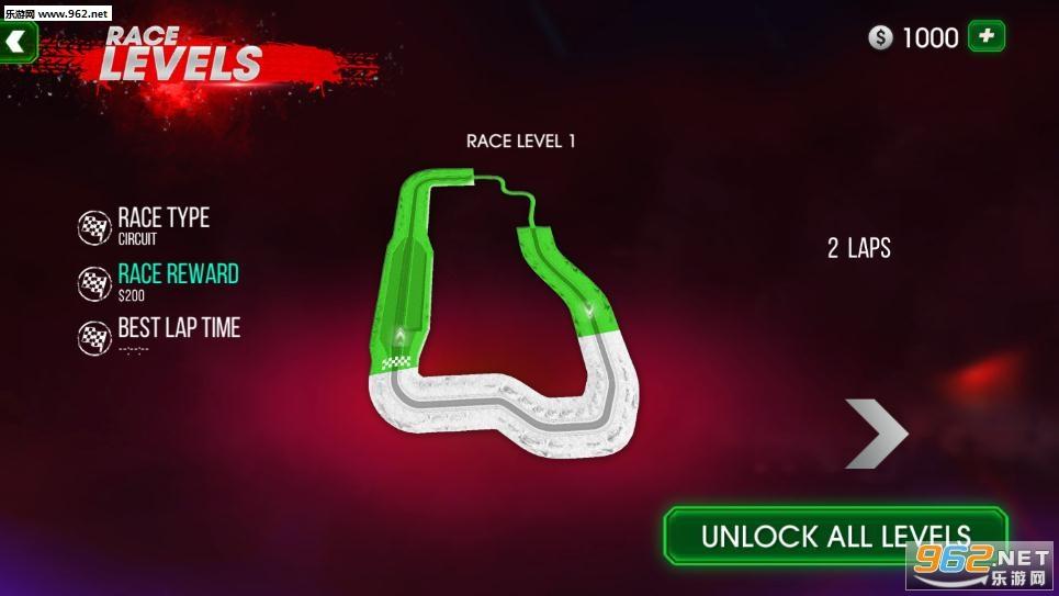 极限赛车大师安卓版v1.1_截图0