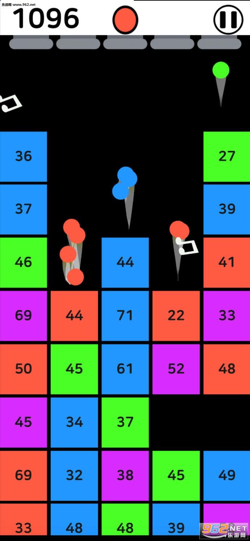 Idle Color Drum ios版v1.0_截图1