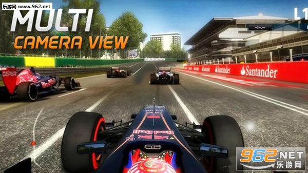 F1赛车泊车安卓版v1.2_截图0