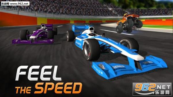 F1赛车泊车安卓版v1.2_截图4