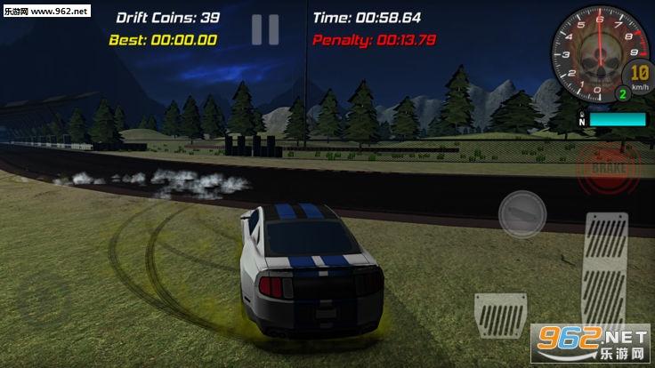 City Car Drift 3D官方版v1.0_截图0