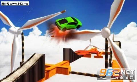 高空汽车驾驶游戏v14.2_截图1