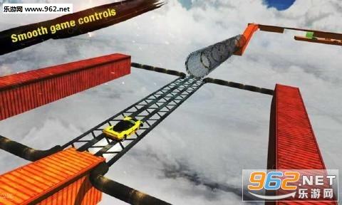 高空汽车驾驶游戏v14.2_截图3