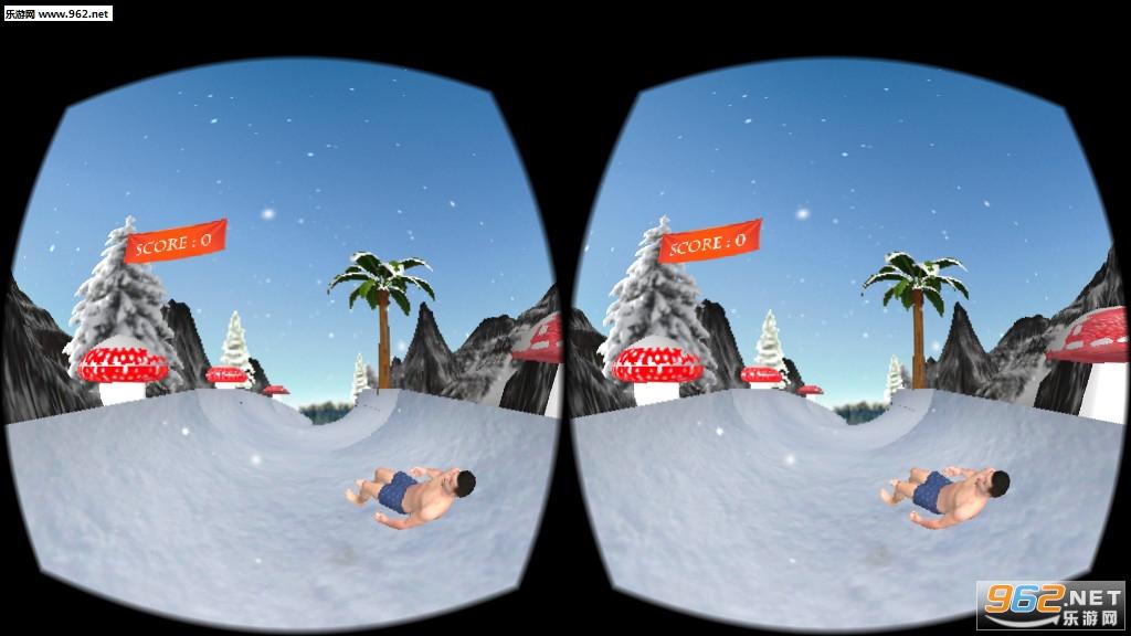 VR速度滑雪安卓版v1.0_截图1