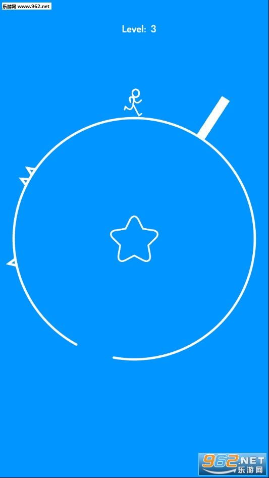 旋转奔跑Rotation Run游戏v0.3_截图2