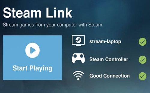 Steam Link怎么用 Steam Link怎么连接
