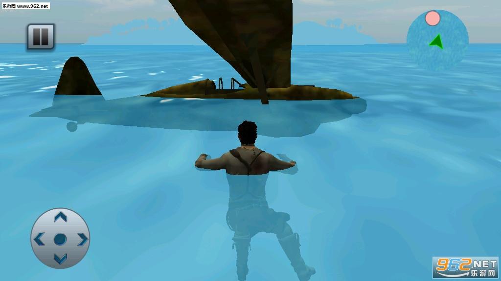 木筏荒岛求生安卓版v1.1_截图1