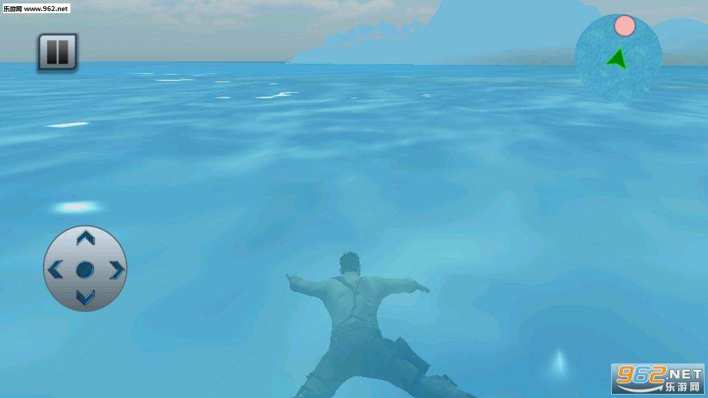 木筏荒岛求生安卓版v1.1_截图3