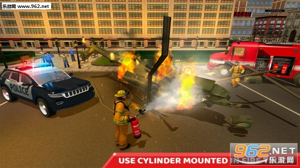 消防拯救模拟器安卓版v1.0.2_截图0