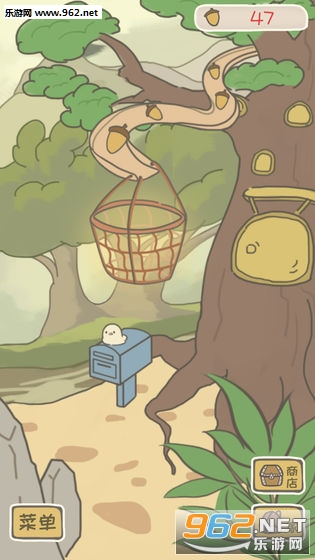 松鼠小屋归家之旅游戏_截图1