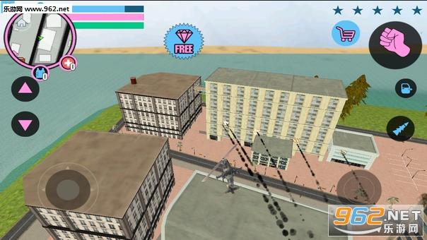 罪恶自由之城安卓版v1.0截图1