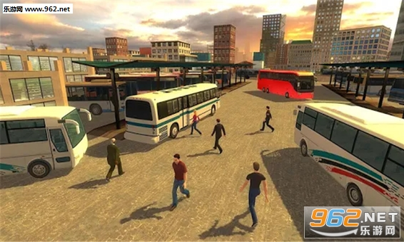 公交车模拟器安卓版v1.0.1_截图3
