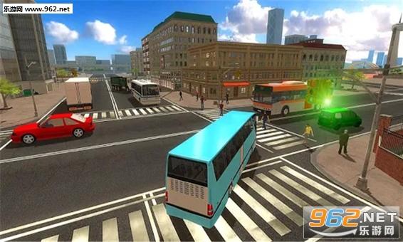 公交车模拟器安卓版v1.0.1_截图0