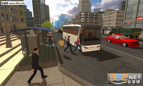 公交车模拟器安卓版v1.0.1_截图1