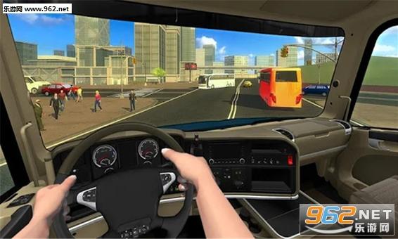 公交车模拟器安卓版v1.0.1_截图2