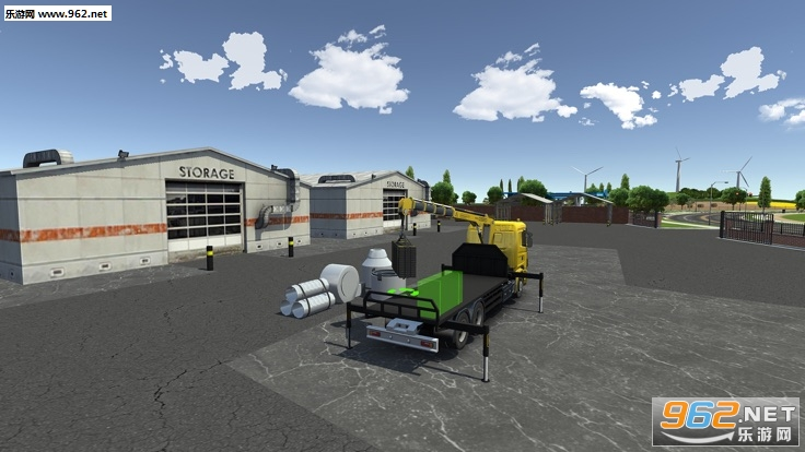 Drive Simulator 2官方版_截图0
