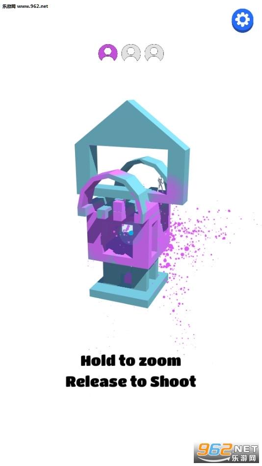 喷满色彩游戏下载v0.1_截图0