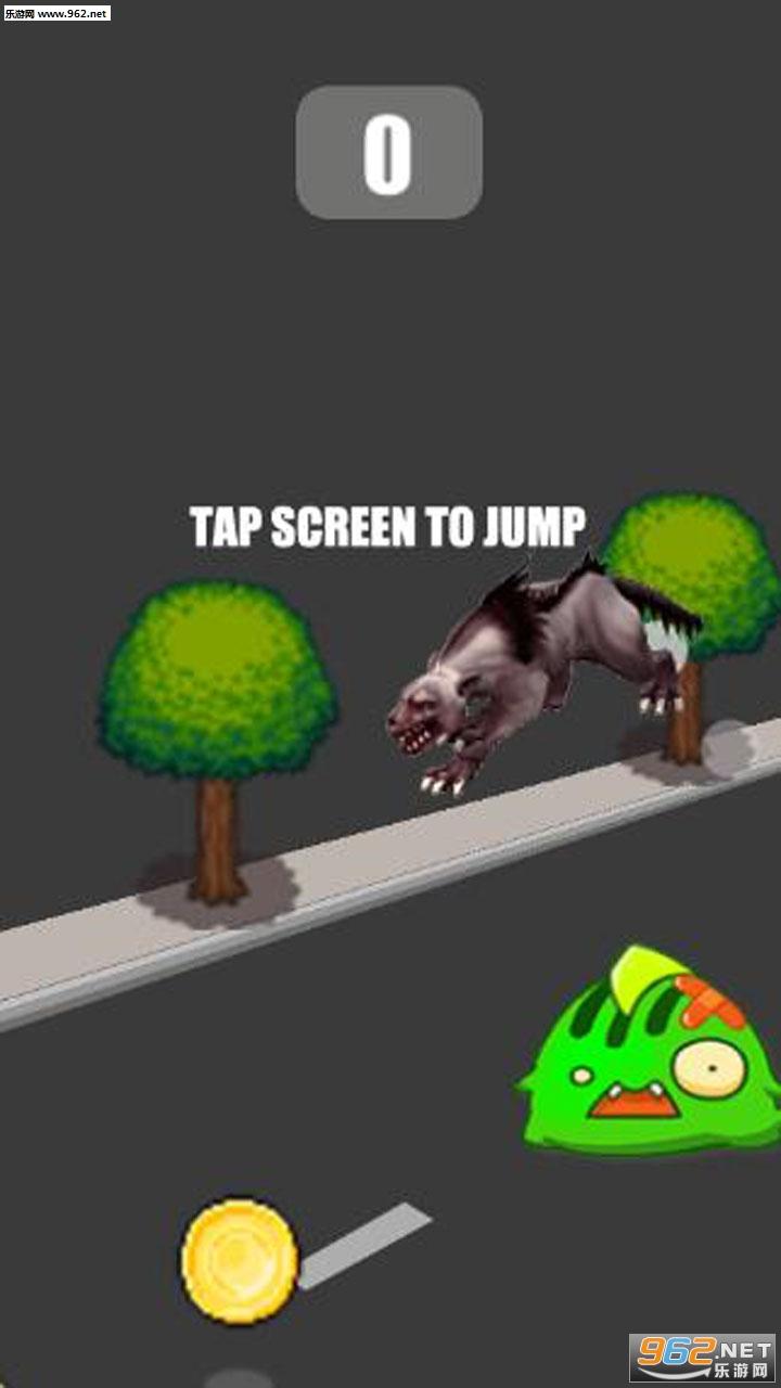 孤狼离乡游戏安卓版v2.0.1_截图1
