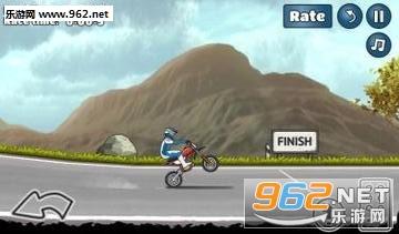 改装鬼火摩托车游戏v1.48_截图0