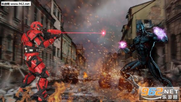 闪光豹英雄城市战争安卓版v1.0_截图0