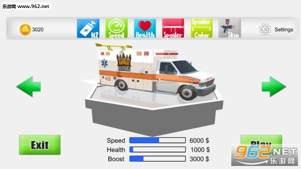 狂躁的救护车安卓版v1.1_截图3