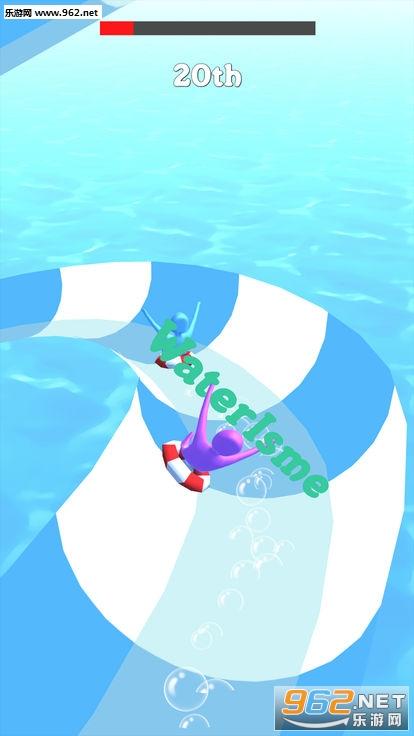 Aqua Slide Race官方版v1.0_截图2