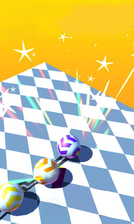 变色球赛跑安卓版v1.02_截图4